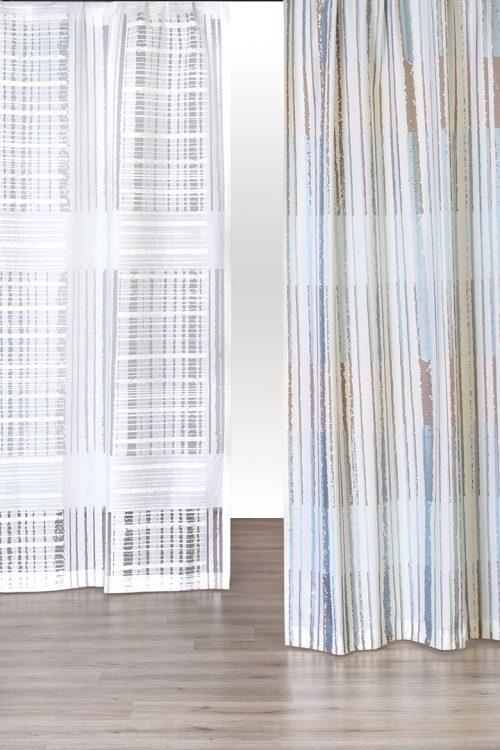 CODELINE textile by Lars Vejen for KURAGE01