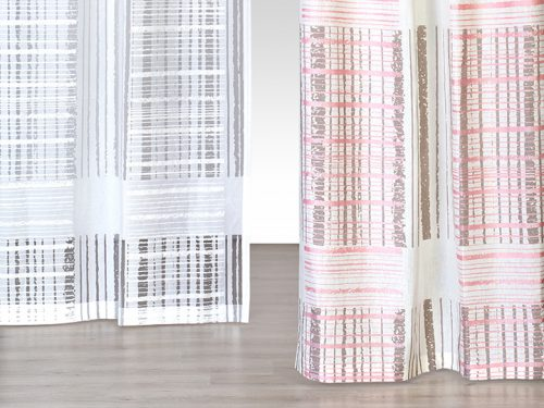 CODELINE textile by Lars Vejen for KURAGE